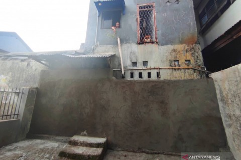 Tutup Akses Rumah Tetangga dengan Tembok, Anggota DPRD Pangkep Dilaporkan ke Polisi