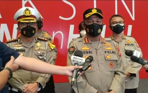 Polisi Buru Penyebar Selebaran Demo Penolakan PPKM di Istana Merdeka