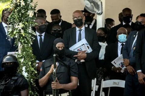 Haiti Sampaikan Salam Perpisahan Terakhir untuk Presiden Jovenel Moise