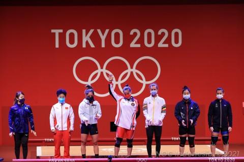 Klasemen Medali Olimpiade Tokyo Sore Ini: Indonesia Urutan 12, Tiongkok Memimpin