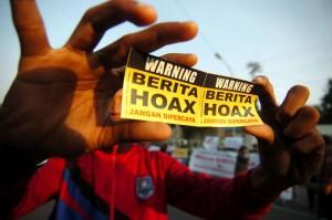 Sebar Hoaks Kerusuhan di Pasar, Guru di Lampung Ditangkap
