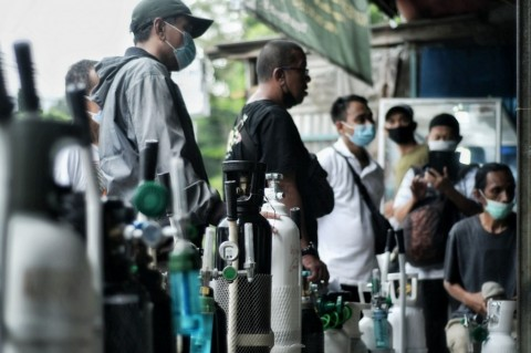 Pertamina Distribusikan 100 Ton Oksigen Bantuan dari India