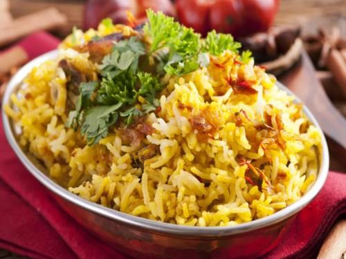 Kuliner nasi briyani dari beras basmati. (Foto: Crossingtravel.com)