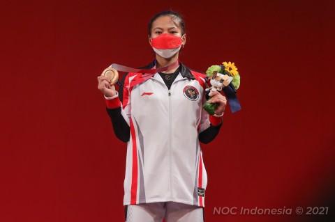 Windi Cantika Raih Medali Pertama Indonesia, Presiden Jokowi Langsung Merespons