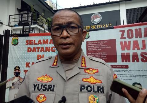 Polisi: Tak Ada Demo Tolak PPKM di Istana Merdeka