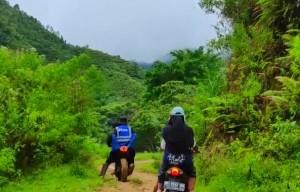Tempuh Perjalanan 10 Jam ke Kampung Opang demi Mengantarkan Daging Kurban