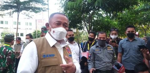 Ketua Satgas Covid-19 Cek Kesiapan Wisma Jalak Harupat Tampung Pasien