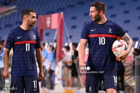 Prancis Menangkan Drama 7 Gol Kontra Afrika Selatan