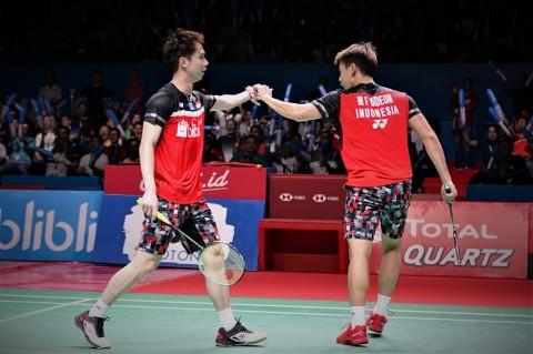 Jadwal Wakil Indonesia di Olimpiade Tokyo Hari Ini: Marcus/Kevin Bertanding