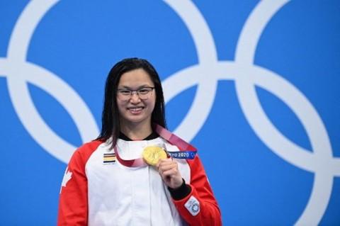 Perenang Kanada Margaret MacNeil Raih Emas 100 m Kupu-Kupu Olimpiade