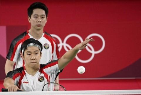 Marcus/Kevin Bidik Emas Olimpiade