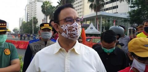 KPK Tegaskan Tak Takut Memanggil Anies Baswedan