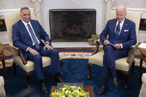 Misi AS di Irak Berubah dari Pertempuran Menjadi Konsultan