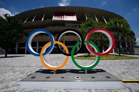 Update Medali Olimpiade Selasa 27 Juli Siang: Tiongkok kembali Memimpin