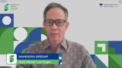 Indonesia Sudah di Jalur Tepat dalam Hadapi Perubahan Iklim