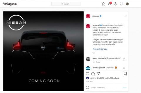 Nissan Siapkan Mobil Listrik, Ini Waktu Peluncurannya