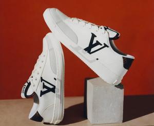 Keren! Louis Vuitton Hadirkan Sneaker Unisex Pertama yang Ramah Lingkungan