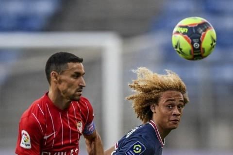 Laga Persahabatan: PSG Imbang Lawan Sevilla