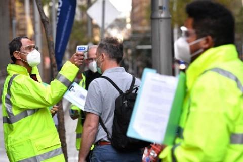 Covid-19 Belum Reda, Sydney Perpanjang Lockdown Hingga Akhir Agustus