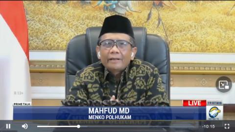 Mahfud MD: Silakan Kritik Pemerintah, Asal Jangan Ricuh