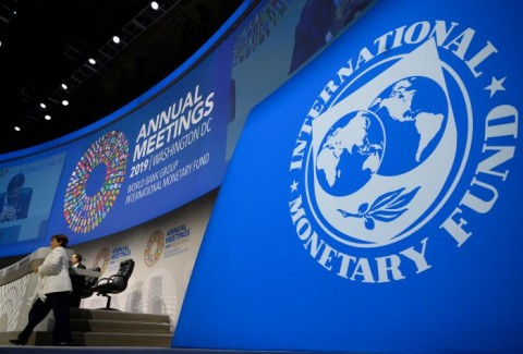 IMF Turunkan Proyeksi Ekonomi RI Jadi 3,9% di Tahun Ini