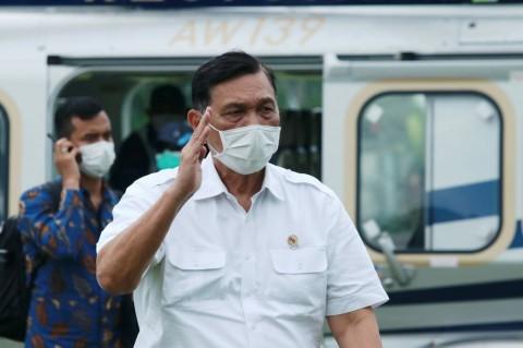 Perpres Perdagangan Karbon Segera Terbit, Luhut Pastikan Asing Tak Bisa Jajah RI
