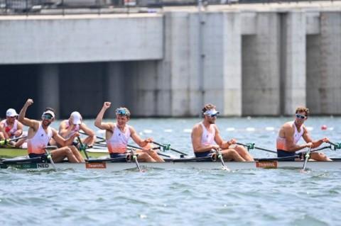 Dua Rekor Dunia Dayung Pecah di Olimpiade Tokyo