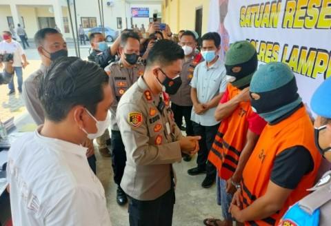 2 Oknum Pemalsu Surat Antigen di Pelabuhan Bakauheni Ditangkap, Salah Satunya Petugas ASDP