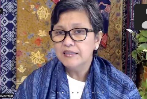 Lestari Moerdijat: Semua Parpol Harus Perjuangkan Pengesahan RUU PKS