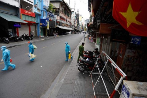 Rakyat Vietnam Desak Pemerintah Transparan dalam Hadapi Covid-19
