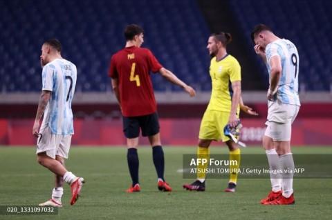 Spanyol dan Mesir Amankan Tiket Perempat Final