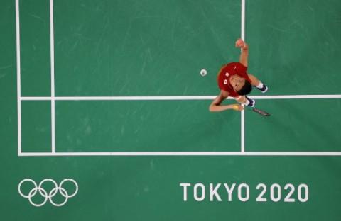 Kejutan, Unggulan Pertama Dunia Kento Momota Tersingkir dari Olimpiade Tokyo