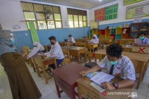 Masuk PPKM Level 3, Kotabaru Hentikan Pembelajaran Tatap Muka