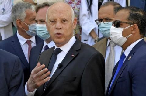 Tunisia dalam Kecauan Politik, Presiden Kais Saied Pecat Panyak Pejabat