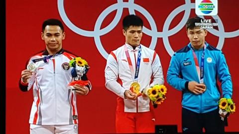 Sumbang Perak di Olimpiade Tokyo, UNJ Ganjar Eko Yuli Irawan Beasiswa <i>Full</i>