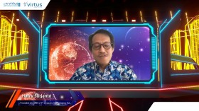 Virtus Technology Indonesia Pamer Solusi Transformasi Digital di Showcase Virtual