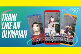 Snapchat Ajak Meriahkan Olimpiade dengan Augmented Reality