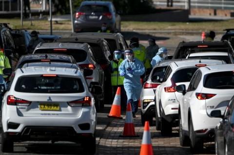 PM Australia: Vaksinasi Saja Tak Akan Akhiri Lockdown di Sydney