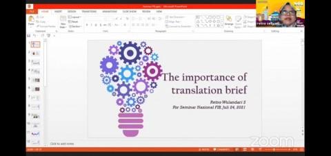 Tips Menghindari Kesalahan Terjemahan