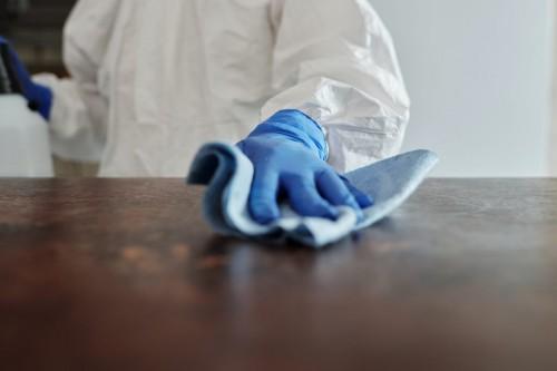 Disinfektan barang usai isoman (Foto: Ilustrasi Pexels)