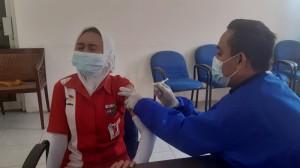 Sisa Vaksin di Jepara Hanya Cukup untuk Dua Hari
