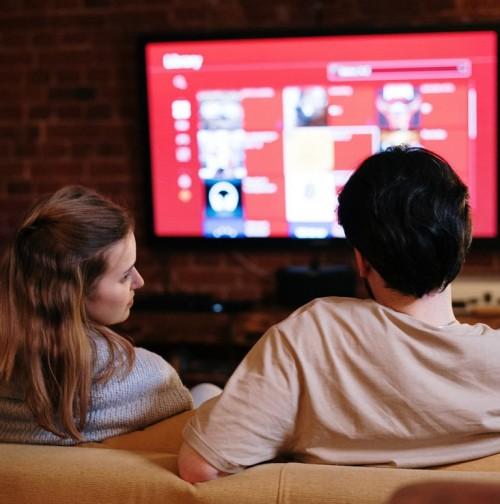 Binge watching (Foto: Pexels)