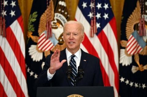 Joe Biden Singgung Prediksi Jakarta Tenggelam 10 Tahun Lagi