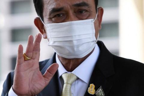 Remehkan Situasi, PM Thailand Anggap Kasus Covid-19 di Negaranya Tidak Tinggi