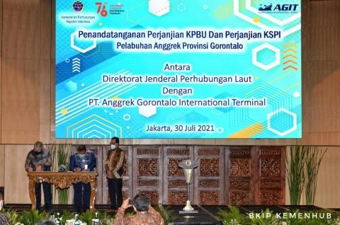Menhub: Pembangunan Pelabuhan Anggrek Gorontalo Melalui Skema KPBU