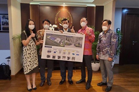 Selain Mobil, Hyundai Di Indonesia Juga Produksi Oksigen Medis
