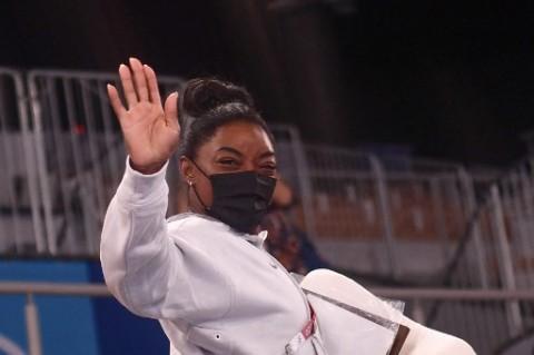 Simone Biles Kembali Mundur dari Putaran Final Senam Olimpiade Tokyo