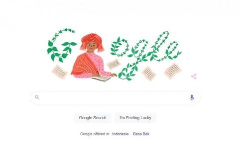 Google Rayakan Hari Lahir Novelis Perempuan Pertama Indonesia