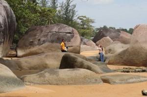 Keindahan Desa Wisata Temajuk di Sambas Kalbar