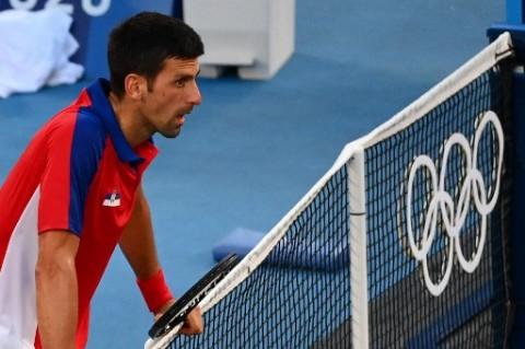 Novak Djokovic Masih Gagal Bawa Pulang Medali Olimpiade